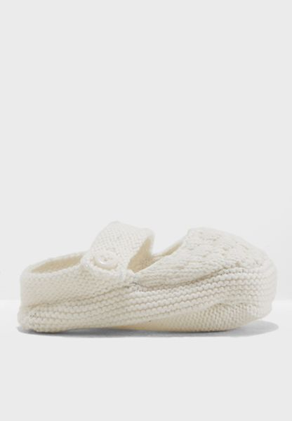 Infant Knitted Slip On