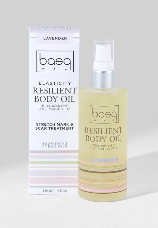 Resilient Body Oil Lavender
