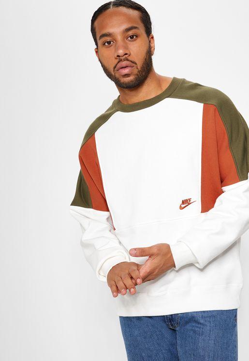 Reissue Fleece Sweatshirt
