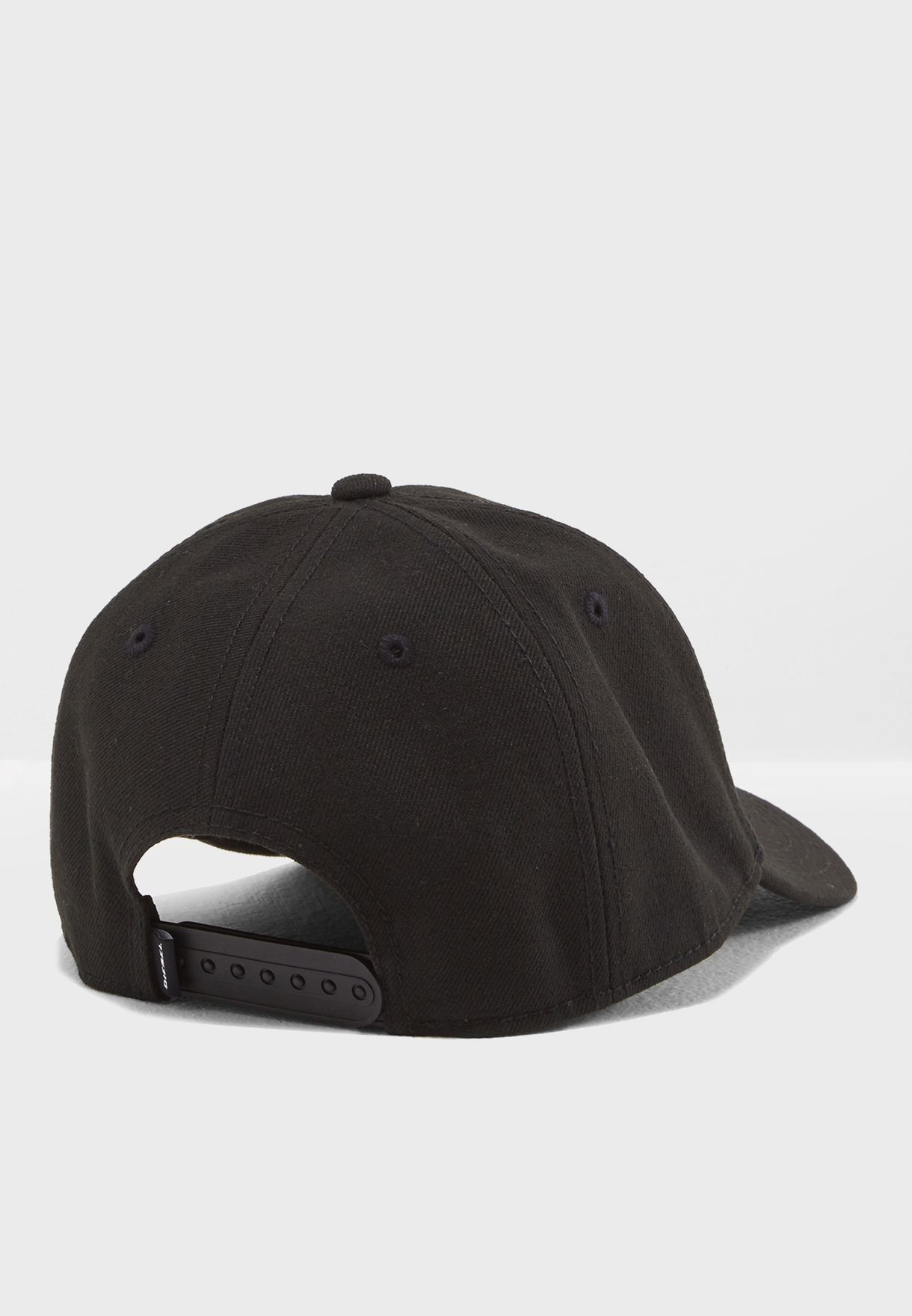 Shop Diesel black Cidies Cap 00S9G4-0LAOI-900A for Men in UAE ... 65d027c8caba