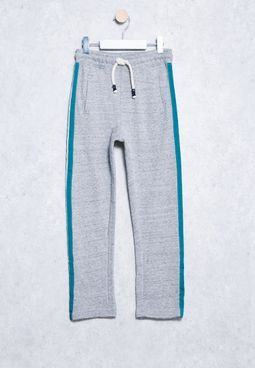 Infant Contrasting Sweatpants
