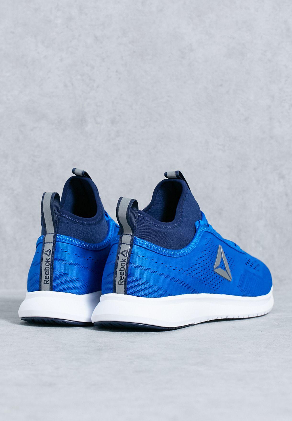 d5a76cfedf1 Shop Reebok blue Plus Runner Tech BS5473 for Men in UAE - RE019SH65IYO