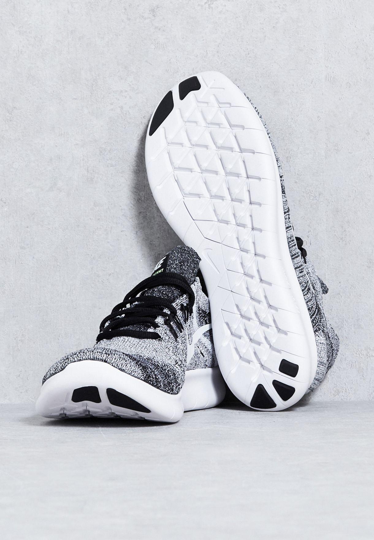 4076ab39dca1f Shop Nike multicolor Free RN Flyknit 2 880843-003 for Men in UAE ...