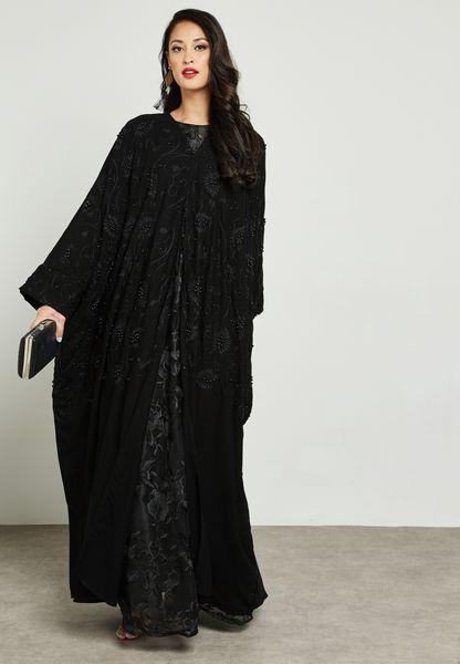 Ari Work Pearl Abaya
