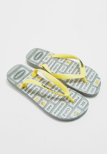 Hav Mood Flip Flops