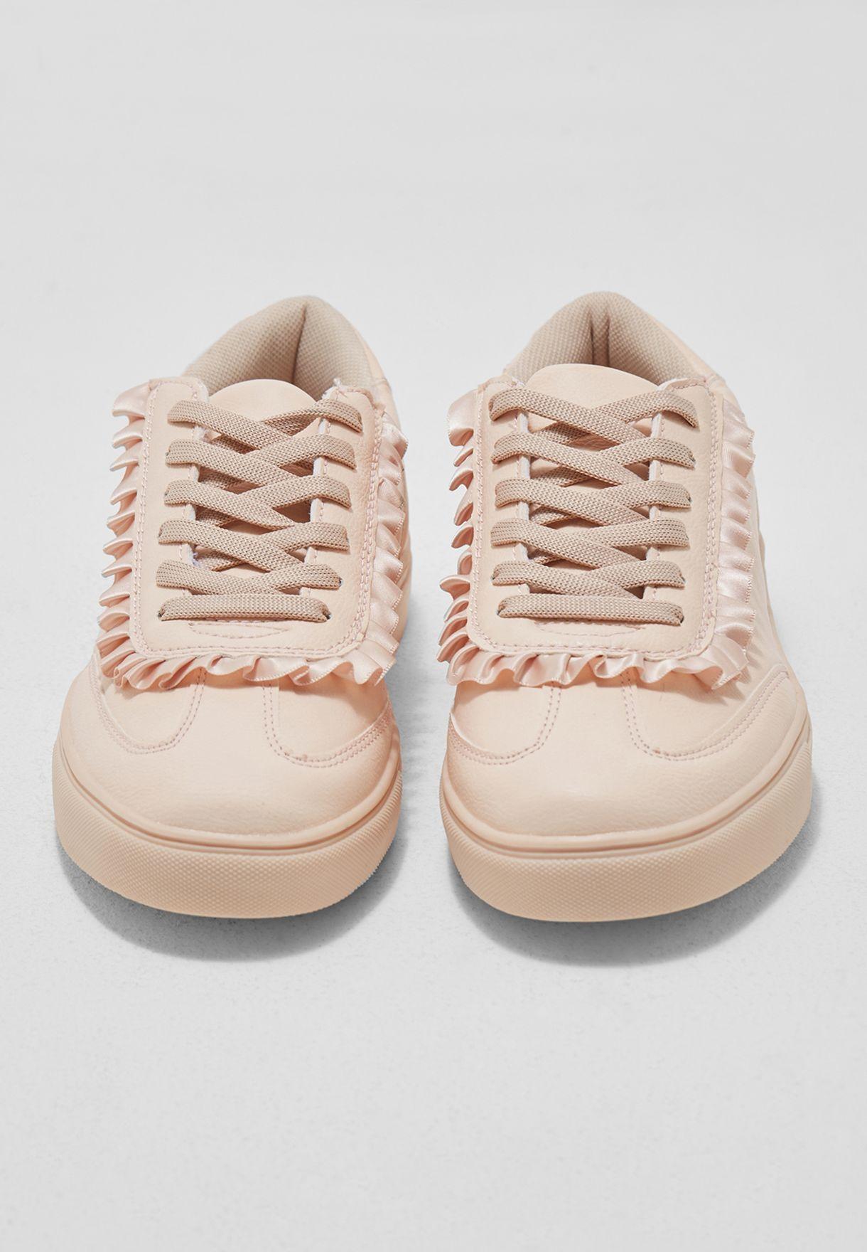 Ammy Ruffle Sneaker