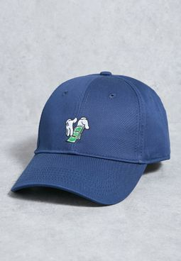 Make It Rain Curved Cap