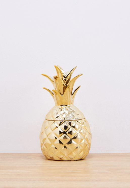 Pineapple Trinket Box
