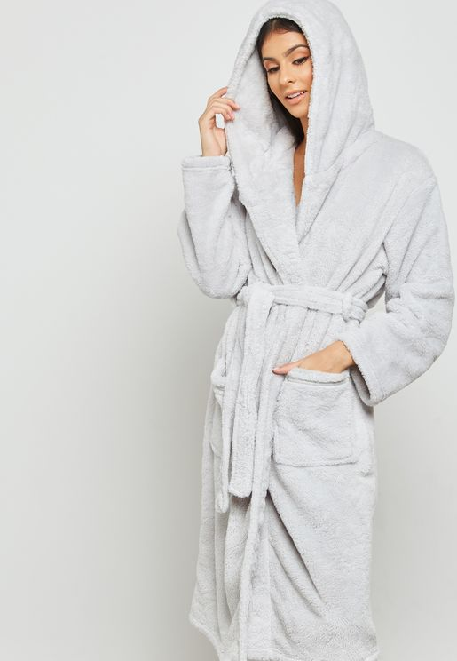 Soft Belted Robe