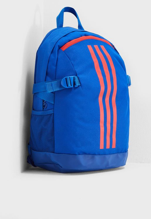 Small 3 Stripe Power Backpack