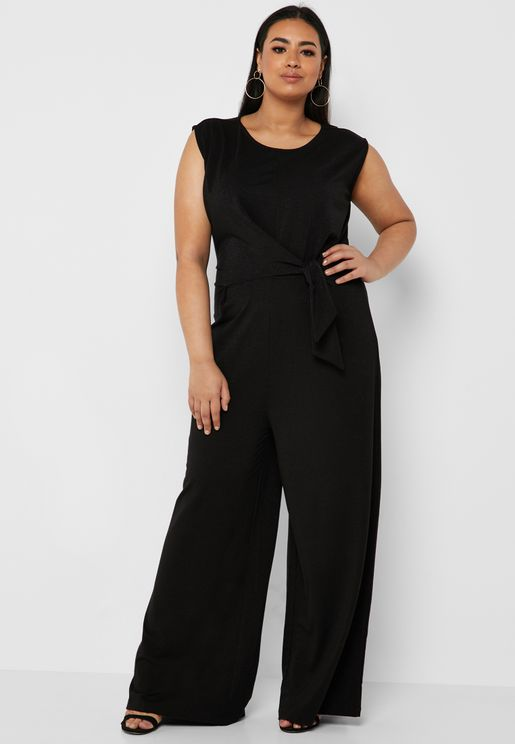 Cremant Sleeveless Jumpsuit