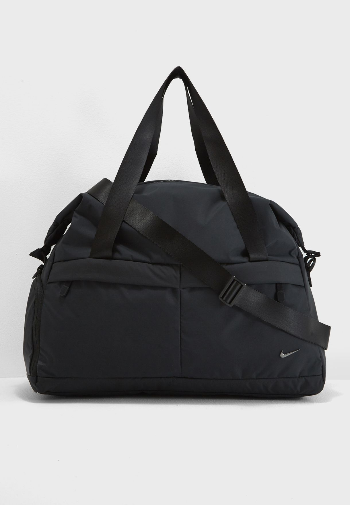 8749f37232 Shop Nike black Legend Club Duffel BA5441-010 for Women in Qatar ...