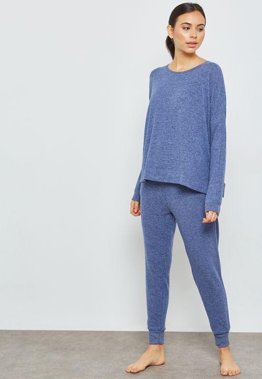 Soft Slim Fit Night Pants