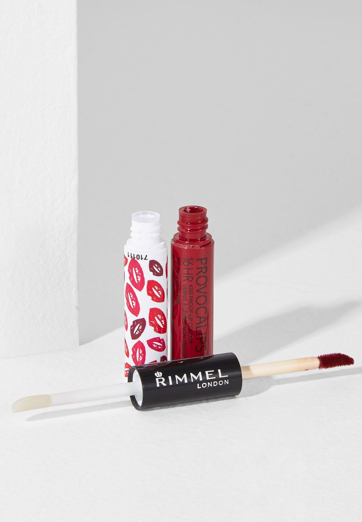 Provocalips 16HR Kissproof Lip Colour- 550 Play With Fire