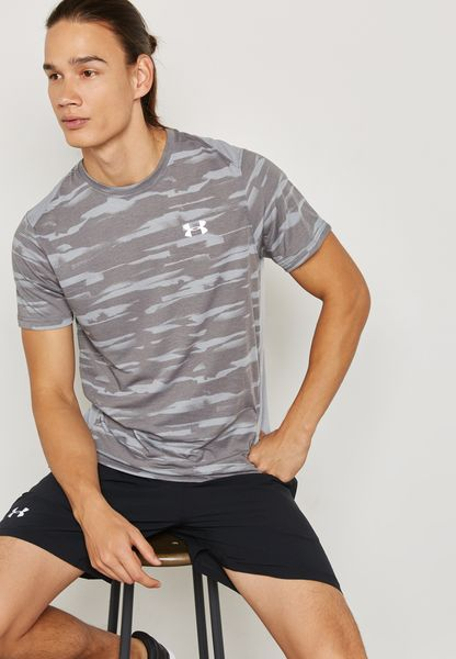 Threadborne Run Mesh T-Shirt