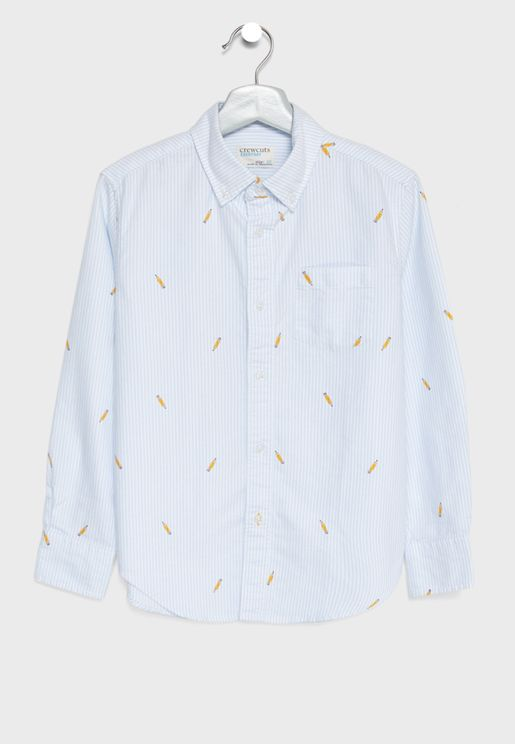 Teen Button Down Shirt