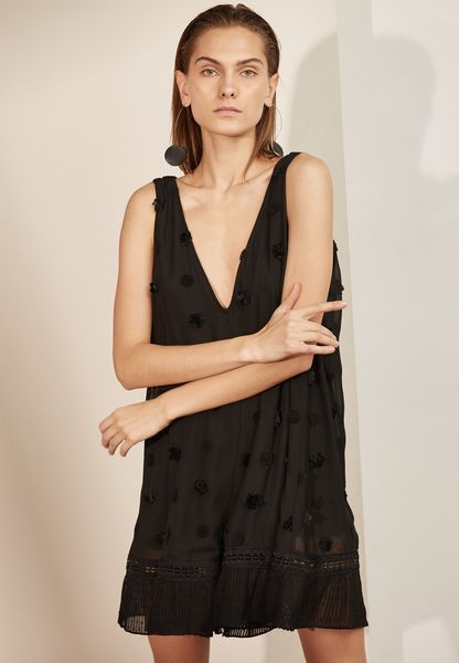 Sheer detail Playsuit