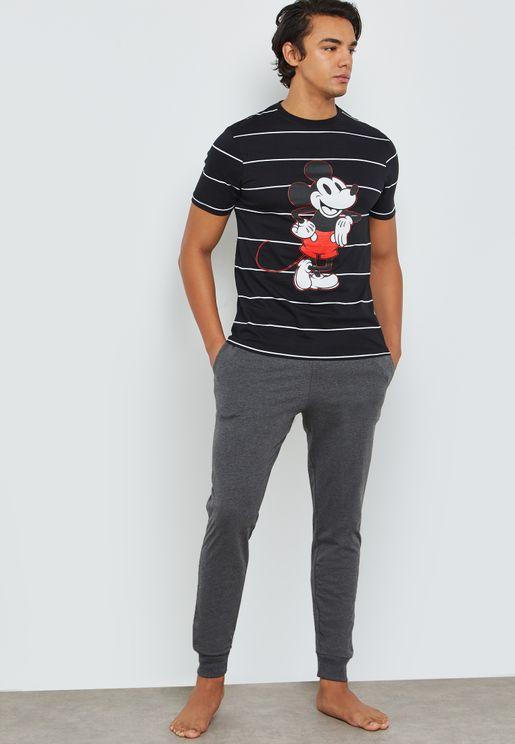 Mickey Pyjama Set