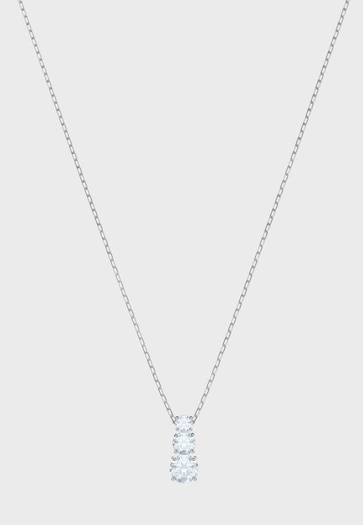 Attract Trilogy Necklace With Pendant