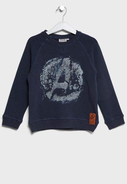 Little Avengers Sweatshirt