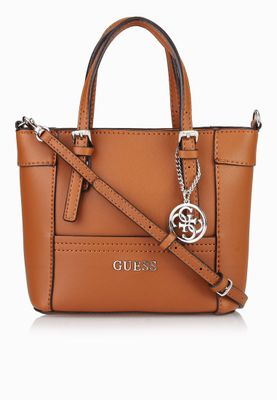 Guess Petite Delaney Tote