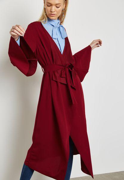 Lightweight Longline Jacket