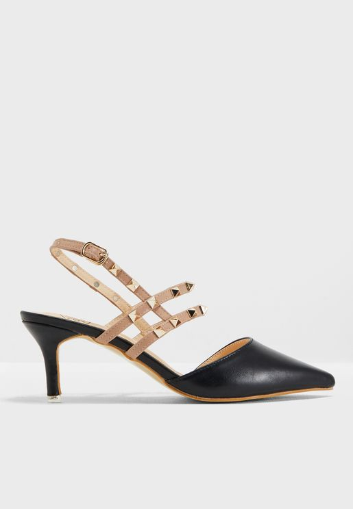 Aifa Heeled Pumps