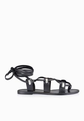 MANGO Amelia Gladiator Sandals