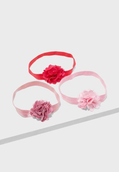 Kids 3 Pack Headbands