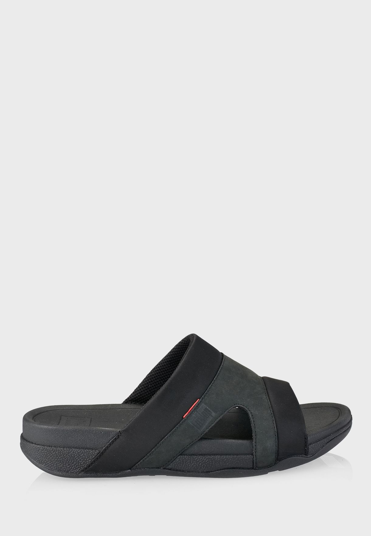 292663862f25 Shop Fitflop black Freeway III Sandals for Men in UAE - FI008SH55VJG