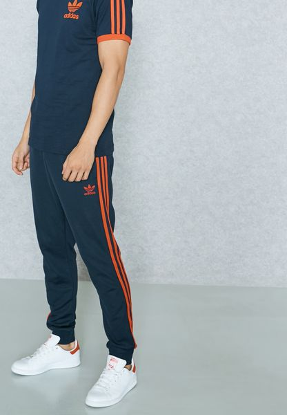 Superstar Cuffed Sweatpants