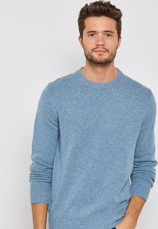 Basic Merino Sweater