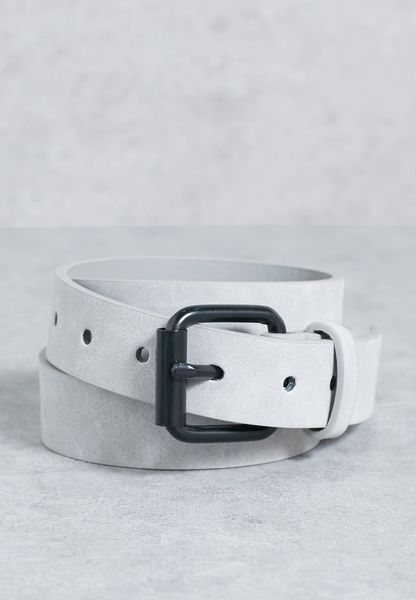 Washed Suedt Belt