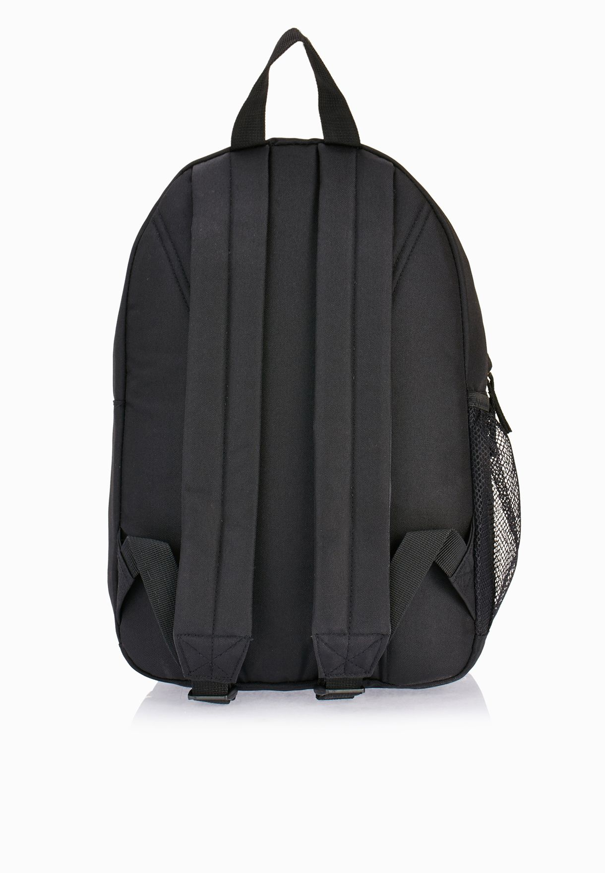 651eda4615cd Shop Polo Ralph Lauren black Medium Banner Stripe II Backpack ...