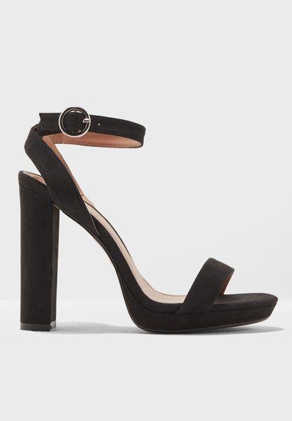 MARIETTA Slim Platform Sandals