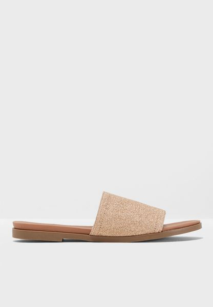 Extra-Padded Flame Mules