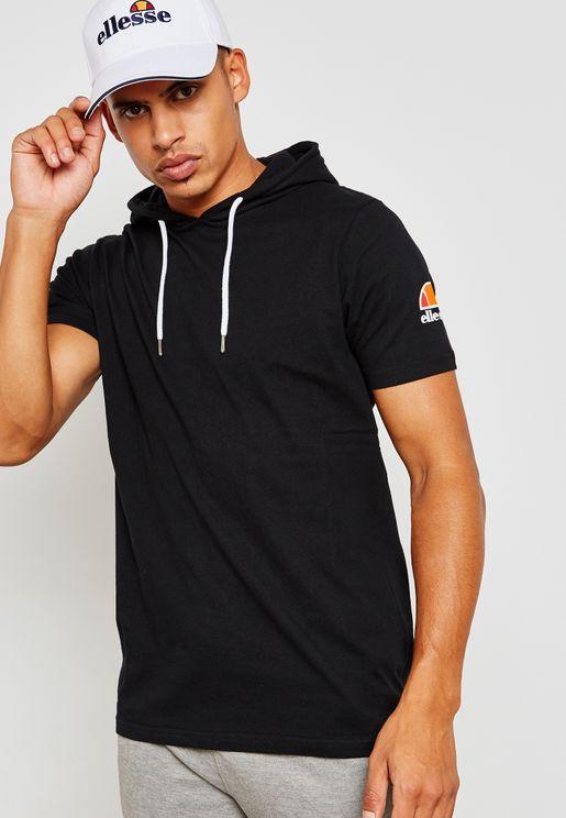 Arpeggiare Hooded T-Shirt