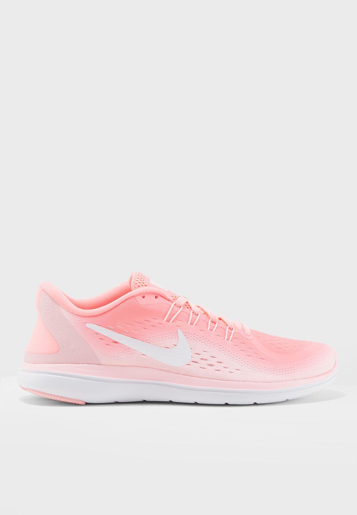 Shop Nike pink Flex 2017 RN 898476-601 for Women in Qatar - NI727SH55ZPK ac22d386a