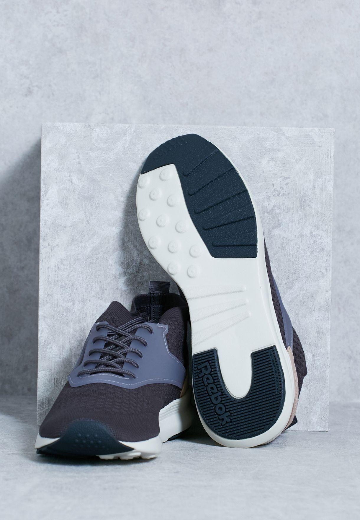 d69b81810b3 Shop Reebok grey Zoku Runner Ultk Lux BD4334 for Men in Qatar ...