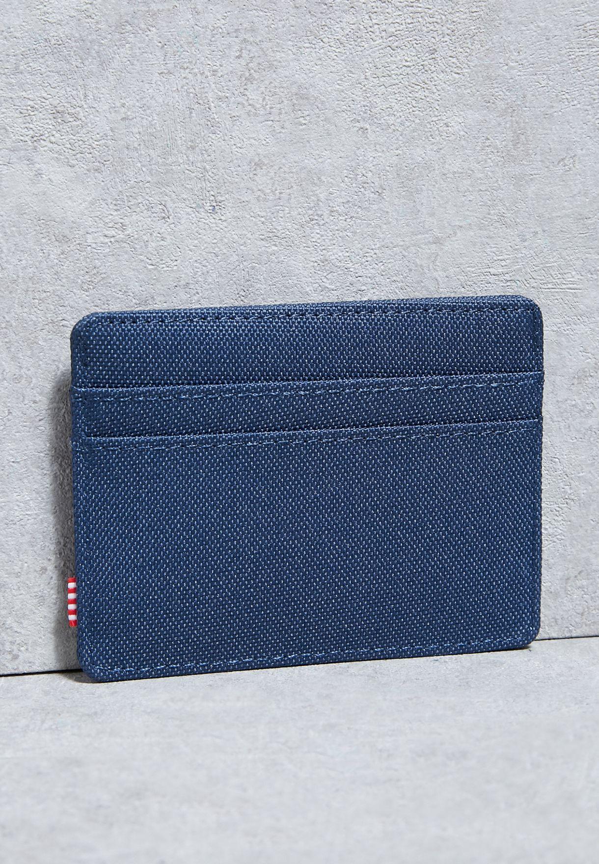 Charlie RFID Cardholder Wallet