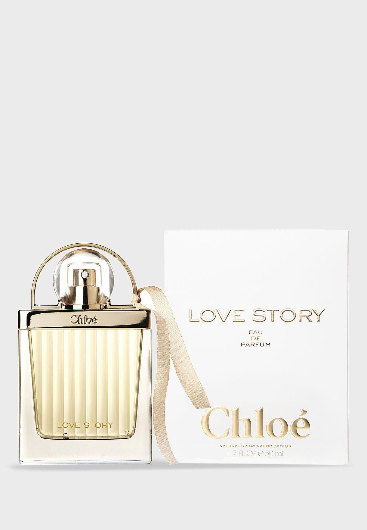 Love Story Eau De Parfum 50ml