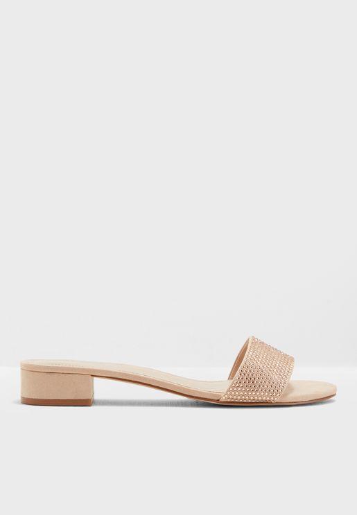 Ulaemma Embellishment Sandal