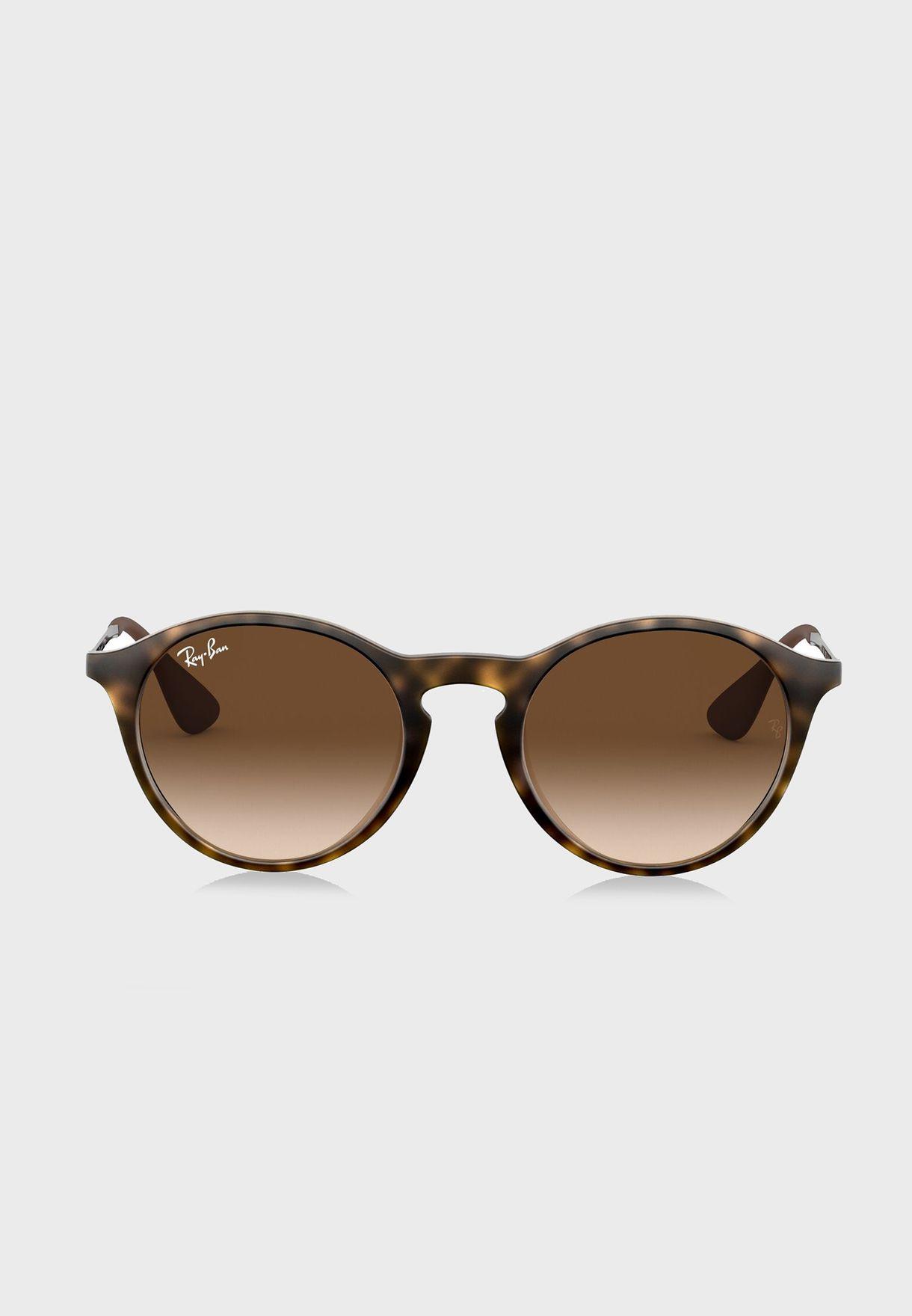 0RB4243 Round Sunglasses