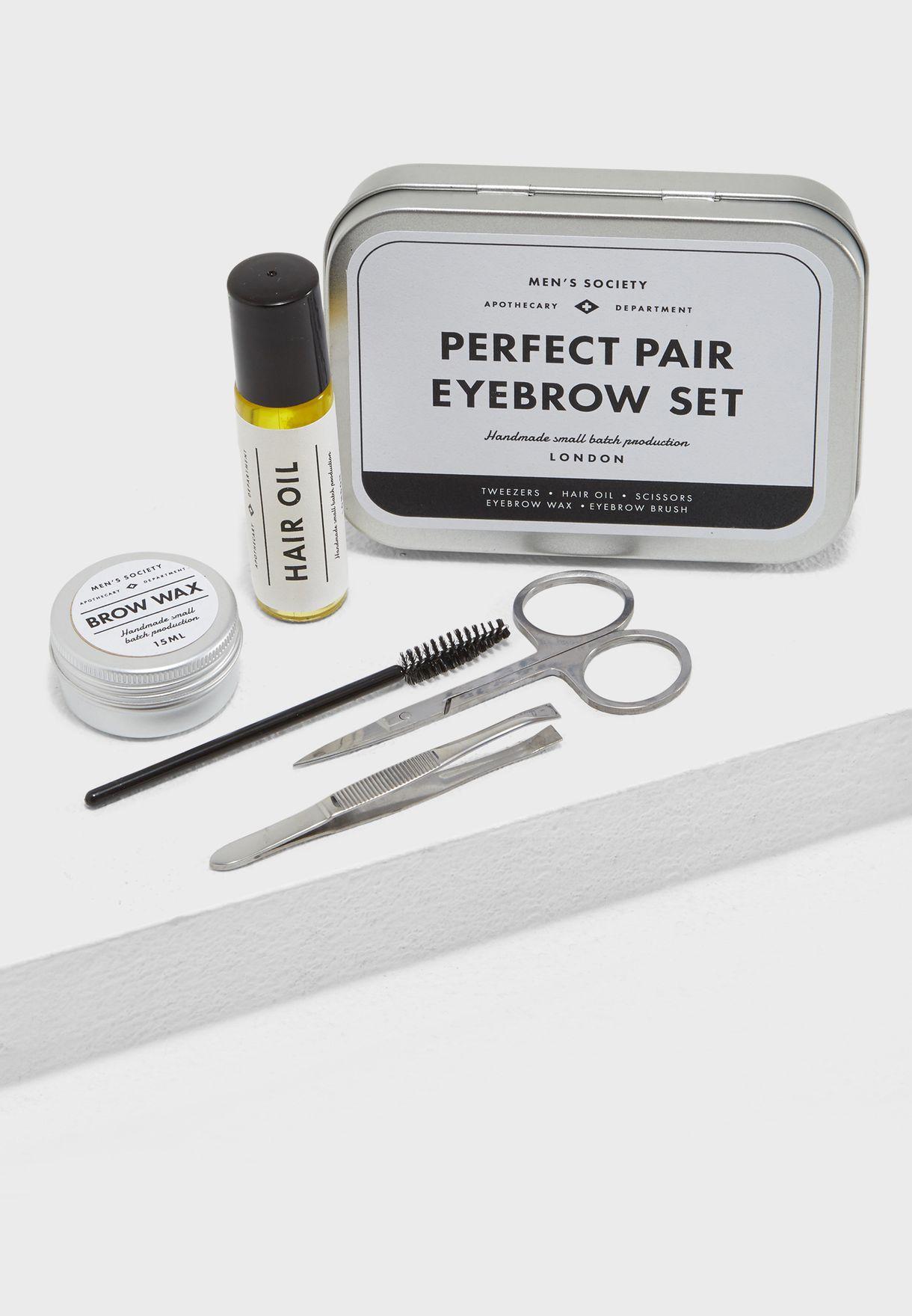 Perfect Pair Eyebrow Grooming Kit