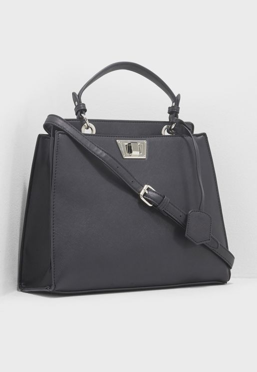 Sierra Sleek Top Handle  Satchel