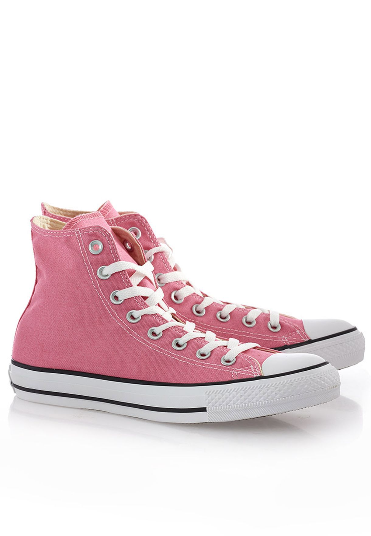 0bb04504a70 Shop Converse pink Chuck Taylor AS Core HI Sneakers for Women in Bahrain -  CO049SH55UDS