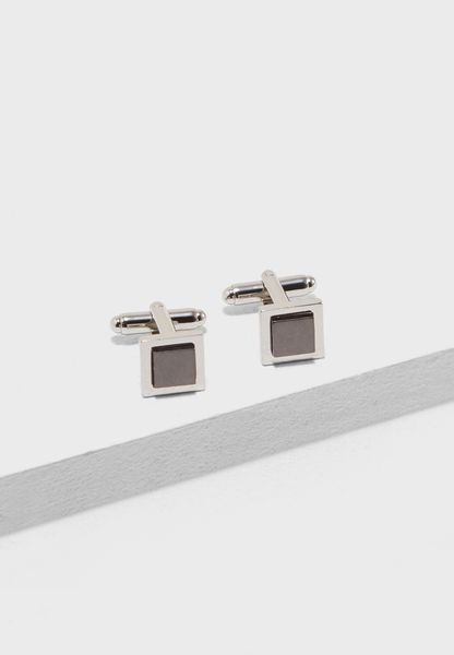 Antique Square Cufflinks