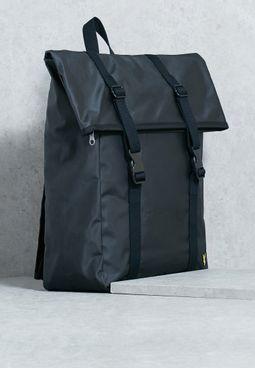 Coated Backpack