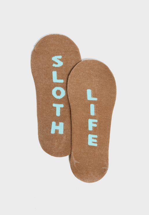 Novelty Hidden Socks