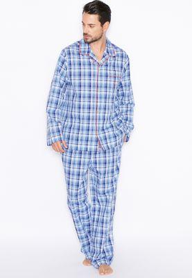 Polo Ralph Lauren Check Shirt & Short PJ Set